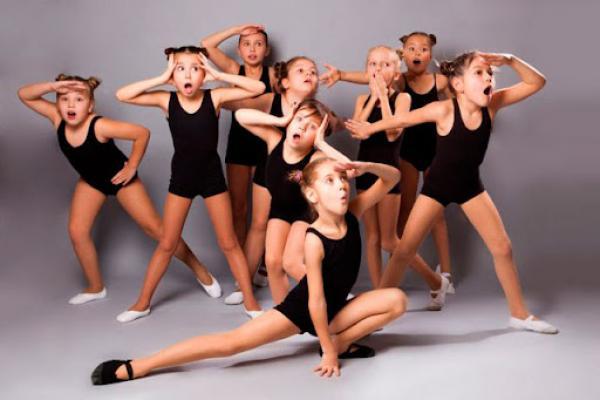 Открытые МК по хореографии